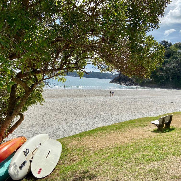 Onetangi Beach 2